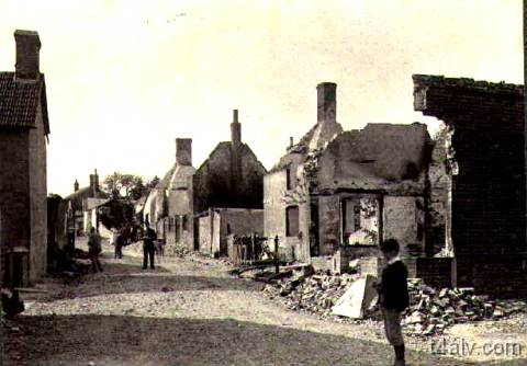 The High Street after the 1892 fire